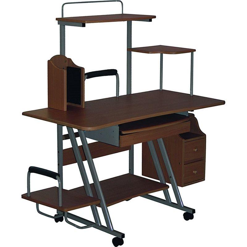 купить письменный стол недорого в москве и полки для книг