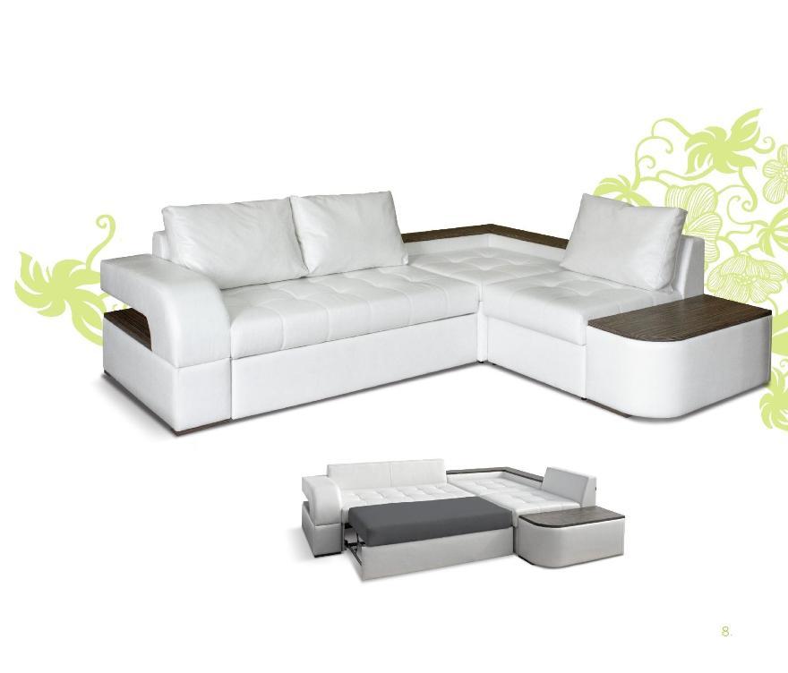 Угловой диван Бруклин дельфин от фабрики Цвет диванов. Мягкая мебель