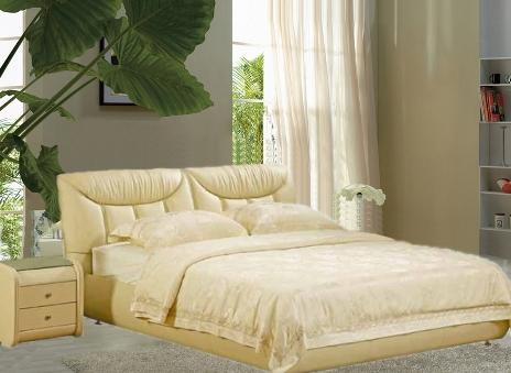 Кровать кожаная верона 2