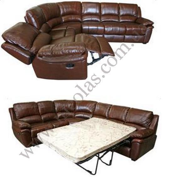 кожаный угловой диван палермо кожаная мягкая мебель купить в киеве