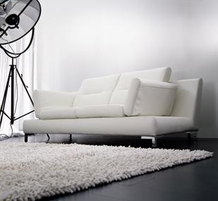 кожаный мягкий диван Luna кожаная мягкая мебель купить в киеве